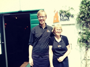 philip & gunn the potting shed aviemore